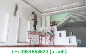 Đơn vị sơn nước đà nẵng anh Linh 0934858621