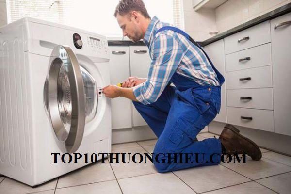Các công ty sửa máy giặt uy tín tại tphcm