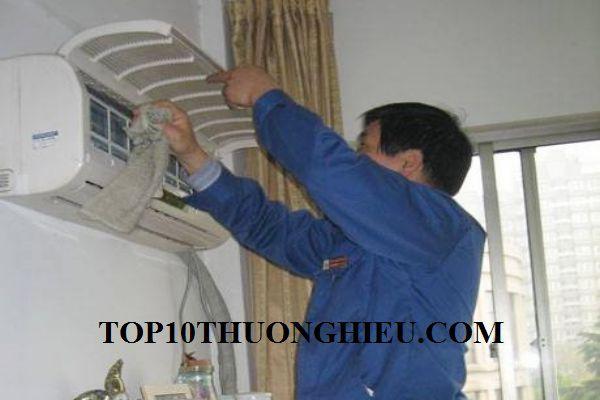 Những công ty tháo lắp máy lạnh uy tín