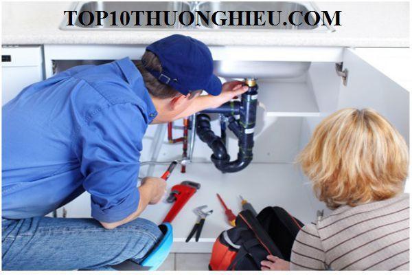 Top 10 công ty sửa ống nước uy tín