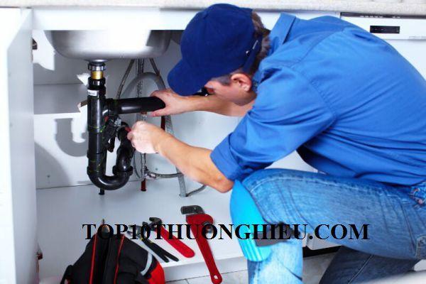 Top 10 dịch vụ sửa ống nước uy tín