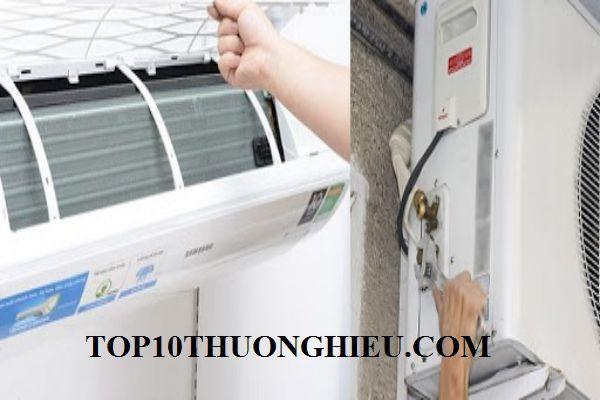 các công ty tháo lắp máy lạnh uy tín