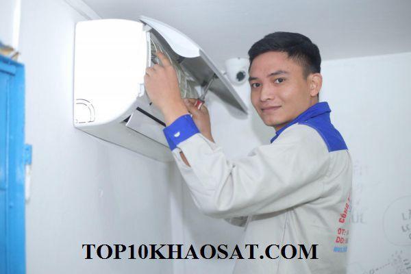 Dịch vụ vệ sinh máy lạnh Bách Khoa